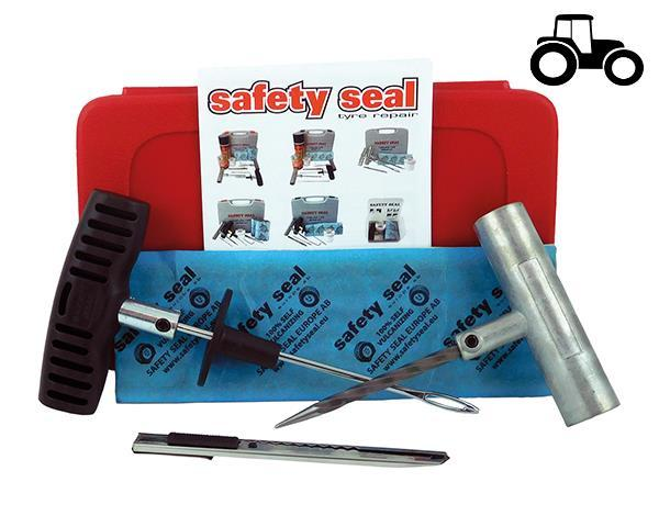 Safety Seal Farmers Kit däckreparationssats jordbruksmaskiner 11051
